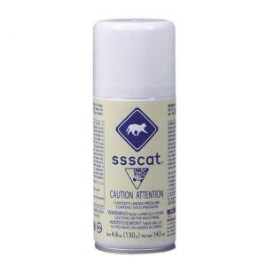 macskariasztó spray 500 riasztásra elegendő adag