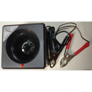 SPURI 12V akkumulátorral működtethető patkányriasztó