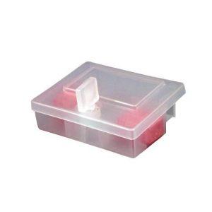 Egéretető Doboz (átlátszó) irtószer biztonságos kihelyezéséhez