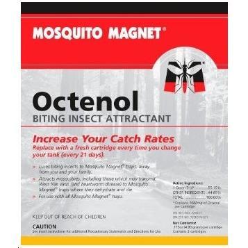 Octenol betét (3 db/csomag) Mosquito Magnet Szúnyogirtóhoz