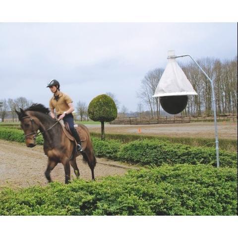 Bögölycsapda lovardában