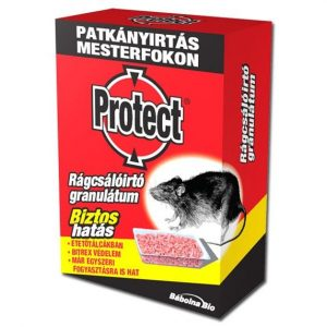 Protect patkányirtó granulátum 0,35 kg