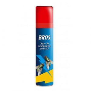 Bros légy és szúnyogírtó aerosol