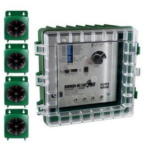BroadBand PRO ultrahangos és bio-akusztikus madárriasztó