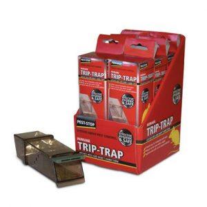 Pest Stop Trip Trap élvefogó egércsapda