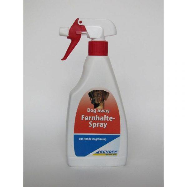 Dog away kutya távoltartó spray 500 ml