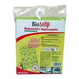 BioStop Plussz Ragasztós légycsapda