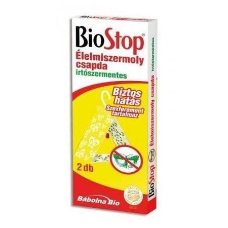 BioStop Élelmiszermoly csapda