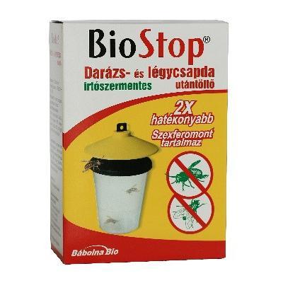BioStop darázs- és légycsapda utántöltő