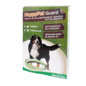 HappyPet bolha-és kullancsriasztó nyakörv- kutya