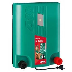 AKO Power N1200 villanypásztor készülék, 230V
