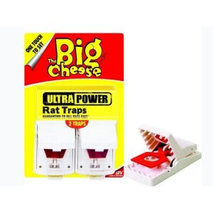 The Big Cheese Ultra Power patkánycsapda 2db/cs.