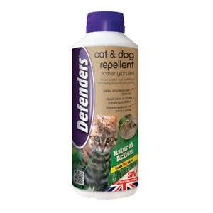 Defenders Macska-, kutya távoltartó granulátum, 450g.