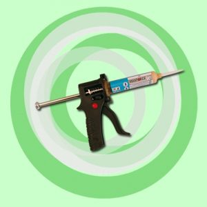 Gélkinyomó pisztoly fémheggyel