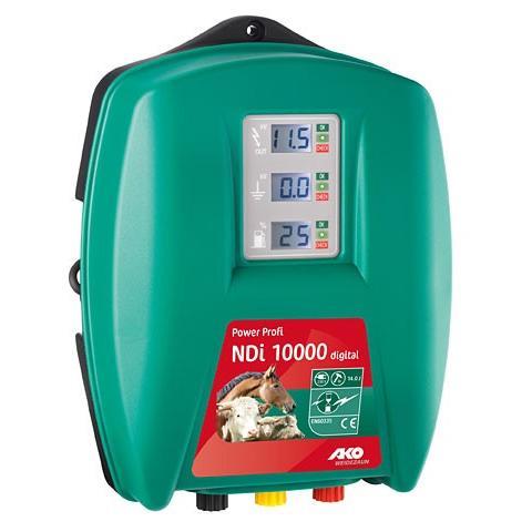 AKO Power Profi NDi 10000 digitális villanypásztor készülék