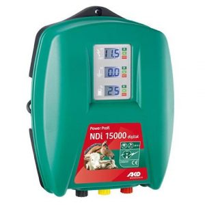 AKO Power Profi NDi 15000 digitális villanypásztor készülék