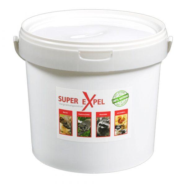 Super Expel nyest távol tartó por - 1 kg