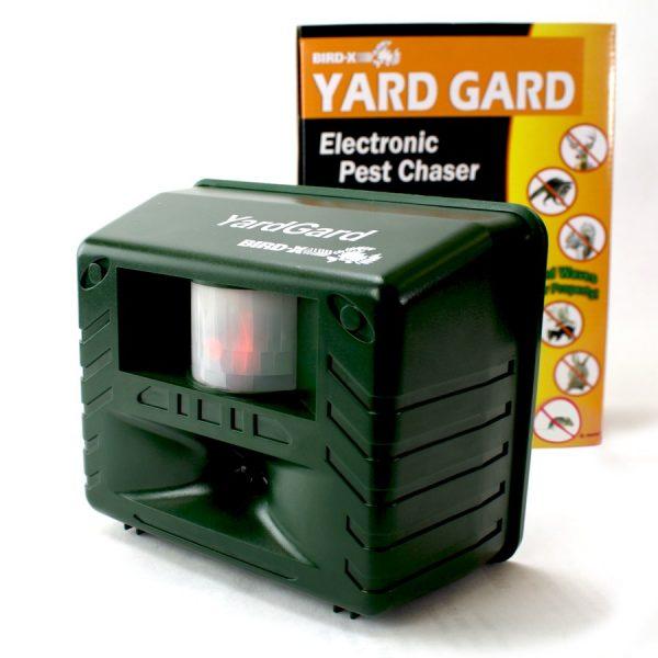 YARD GARD ultrahangos kártevőriasztó készülék, 370m2