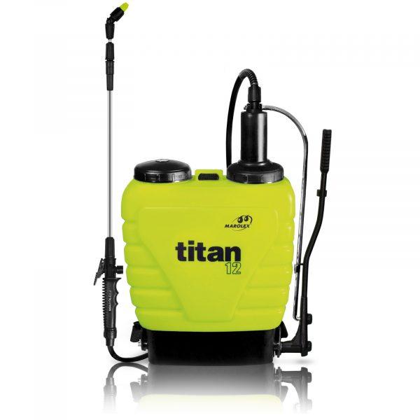 Marolex Titan 12 háti permetezőgép