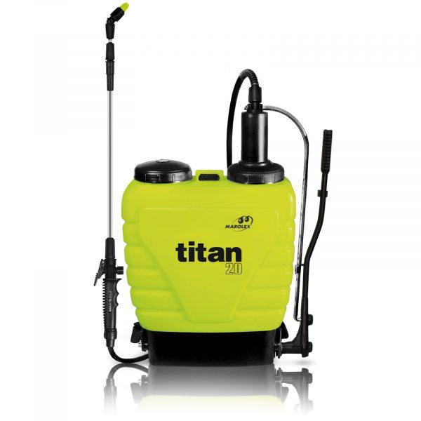 Marolex Titan 20 háti permetezőgép