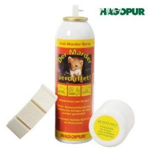Nyestriasztó spray- Der Marder