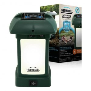 ThermaCELL MR-9L kültéri szúnyogriasztó lámpás