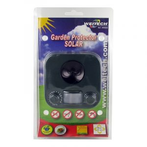 WK0053 Solar Garden Protector