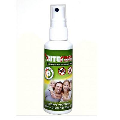 BITEFREE Szúnyog,-és kullancsriasztó spray, 75 ml