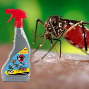 PROTECT Bolha-és szúnyoglárvairtó permet, 500ml