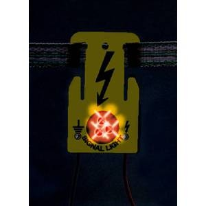 Ako Power Blinker Signal Light