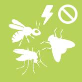 Feszültséggel működő rovarcsapdák