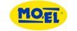 MO-EL márkalogó