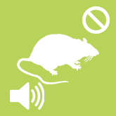 Ultrahangos patkányriasztók