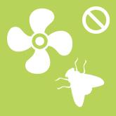 Ventilátoros rovarcsapdák
