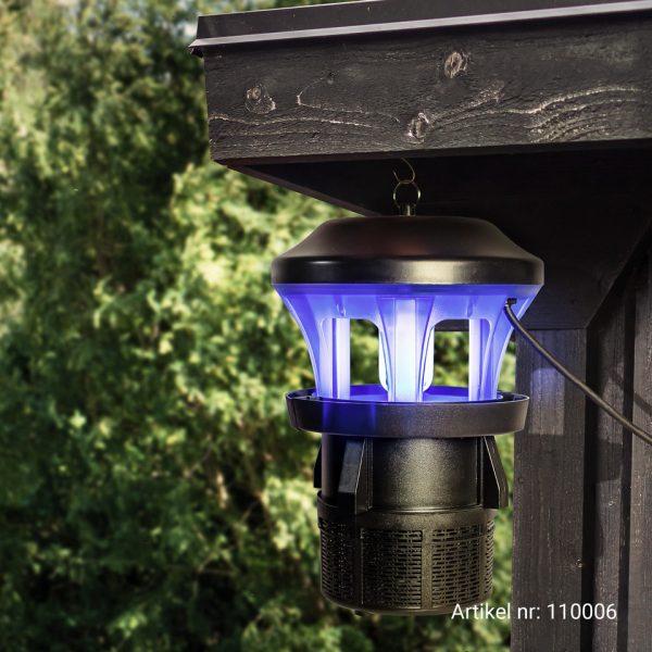 Termékfotó: Amplecta AMT-50 UV csöves kültéri rovarcsapda